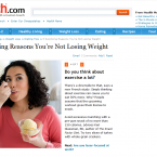 5 Surprising Reasons You're Not Losing Weight4